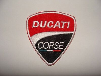 Patch Ecusson  Thermocollant  Ducati   Moto