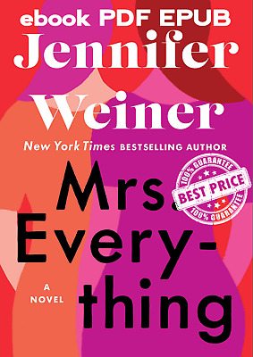 Mrs. Everything By Weiner Jennifer (fast delivery EB00K 2019)