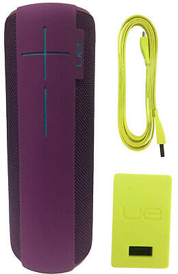Ultimate Ears UE MEGABOOM Wireless Waterproof Portable 360 Speaker - Plum Purple