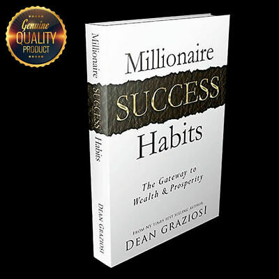 Millionaire Success Habits 𝓔-𝓑𝓞𝓞𝓚 𝓟𝓓𝓕 FREE SHIPPING!