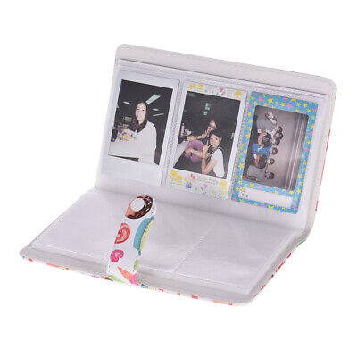 96 Pockets Mini Photo Album Photo Book Album for Fujifilm Instax Mini 9 8 X6Q1