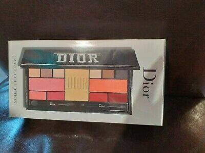 palette maquillage dior travel collection