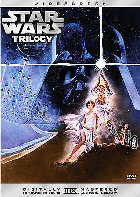 Star Wars Trilogy [Widescreen Edition Without Bonus Disc]