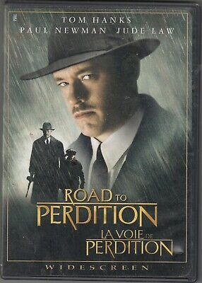 """ Road To Perdition "" - lightly Used DVD"