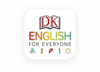 English for Everyone:  English vocabulary builder by DK (PDF)