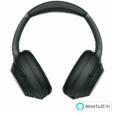 New Sony WH-1000XM3 Wireless Noise Canceling Headphones - Black From Japan F/S