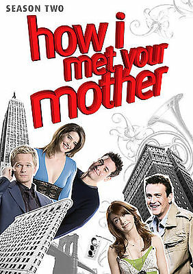 How I Met Your Mother - Season 2 (DVD, 2007) DISC 2 ONLY