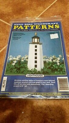 The Winfield Collection Lighthouse Woodcraft Pattern
