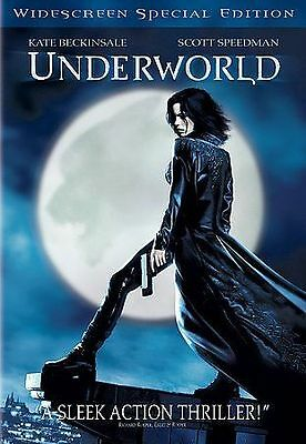 Underworld (DVD, 2004, Special Edition, Widescreen Edition) DISC IS MINT