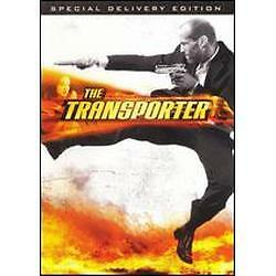 The Transporter (DVD, 2007, Special Edition) DISC IS MINT