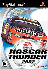 NASCAR Thunder 2002 (Sony PlayStation 2, 2001)G