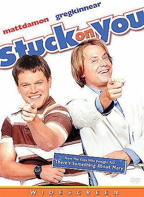 Stuck on You (DVD, 2004, Widescreen) DISC IS MINT