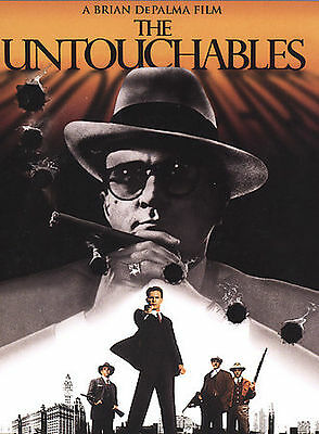 The Untouchables (DVD, 2004, Widescreen Special Collectors Edition) DISC IS MINT