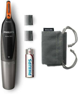 Philips NT3160 Nose/Eye/Ear Cordless Trimmer for Men Whit Free shipping