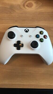 XBOX ONE S Wireless Controller Bluetooth W/ 3.5 Jack - White