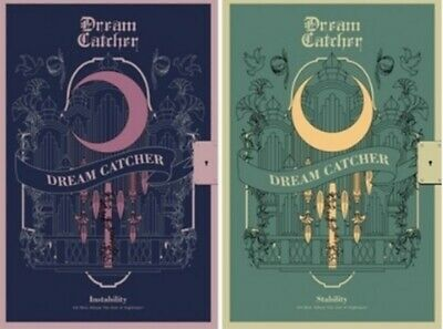 DREAM CATCHER: The End of Nightmare*  4th Mini Full Package Poster (CD, Jini)