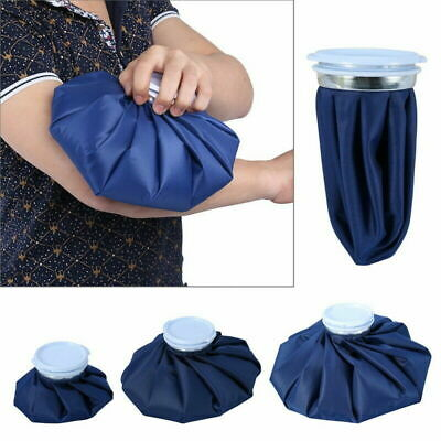 Pack Sports Relief for Head Pain Injury Ice Reusable Bag Heat UK Aid Knee First