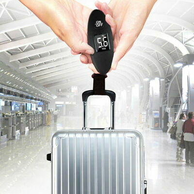 90lb Portable Electronic Digital Electronic Luggage Scale Travel Weight Balance
