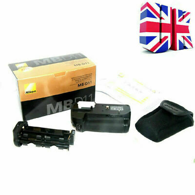 Nikon MB-D11 battery pack / grip Multi Power Battery Pack Battery for D7000 UK