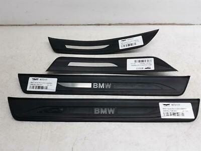 BMW 5 Series F10 2010 To 2013 BMW DOOR Entry SILL TRIMS Steps (KIT)