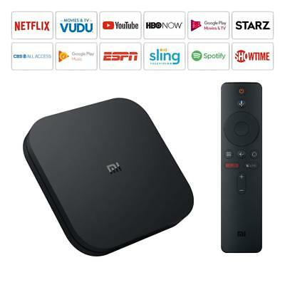 Xiaomi Mi Box S 4K HDR ANDROID TV BOX VERSIONE GLOBAL