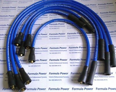 Ignition leads Opel Monza A, V6 Formula Power 10mm RACE PERFORMANCE set