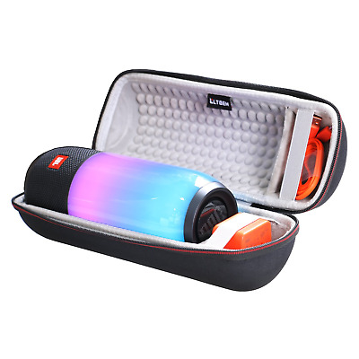 LTGEM EVA Hard Case for JBL Pulse 3 Wireless Bluetooth IPX7 Waterproof Speaker -