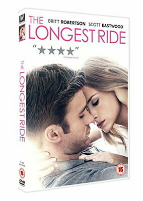 The Longest Ride (2015) [New DVD]