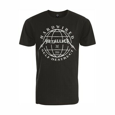 Metallica - Hardwired To Self-Destruct Mens  T-Shirt New with tags free postage