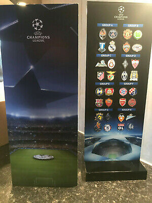 UEFA CHAMPIONS LEAGUE 15-16 Ltd Edition Rare Table Display -Real Madrid,  charity