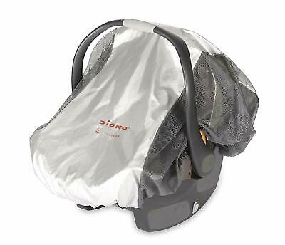 NEW Diono Sun & Insect Net for Stroller Car Seats & Baby Carriers Silver WO47