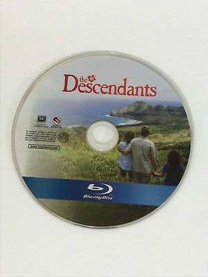 The Descendants - Blu Ray Disc Only - Replacement Disc