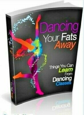 Dancing Your Fats Away ebook with Full Master Resell Rights PDF Free Shipping