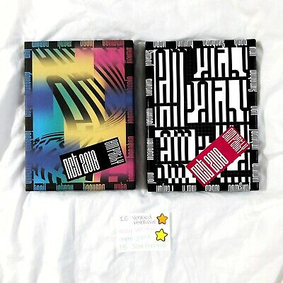 NCT 2018 EMPATHY Album Set - DREAM + REALITY VERSIONS