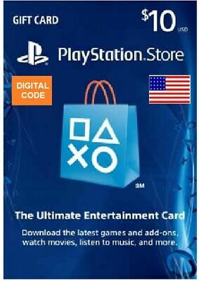 Ps4 Gift Card 10 - Gift Ideas