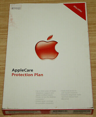 AppleCare Protection Plan iMac/eMac - New Unopened