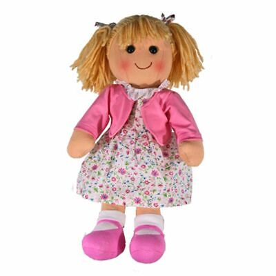 "Rag Doll PEGGY by Hopscotch Collectibles ragdoll soft toy 14""/35cm"
