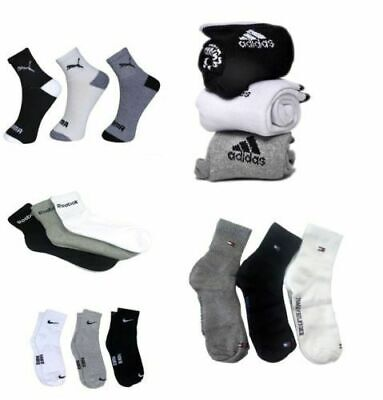 3 PAIR OF MULTI BRANDS ANKLE Length  SOCKS  FREE SHIPPING
