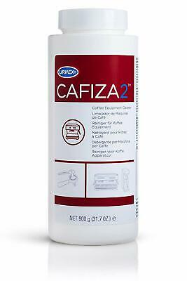 Urnex Cafiza 2 Cleaner Espresso Coffee Machine Cleaning Powder 900g