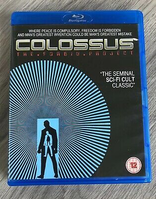 Colossus: The Forbin Project Blu-ray (1970) - Pre Owned
