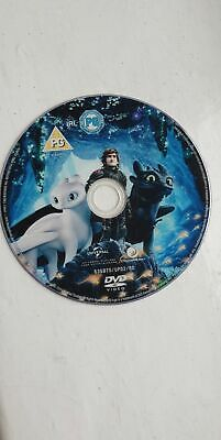 How to Train Your Dragon 3 : The Hidden World [2019] [DVD ONLY]