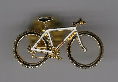 Rare Pins Pin's .. Velo Cyclisme Cycling Club Team Bicyclette Bicycle Or 3D ~El