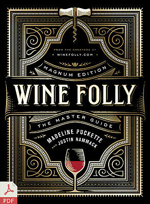 [P.D.F] Wine Folly: Magnum Ed By Madeline Puckette⚡Instant Delivery+🎁BestSeller