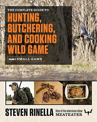The Complete Guide to Hunting, Butchering... Game by Steven-John Eb00k PDF+GIFT⭐