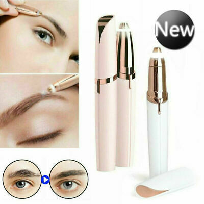 Electric Shaver Instant Hair Epilator Trimmer Eyebrow Remover Painless UK Womens