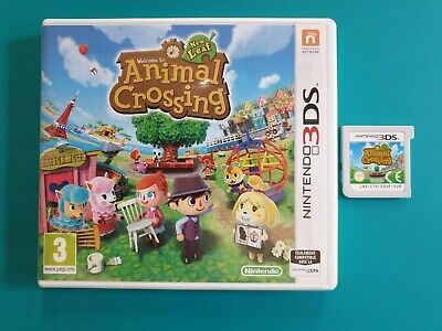 NINTENDO 3DS : animal crossing - new leaf