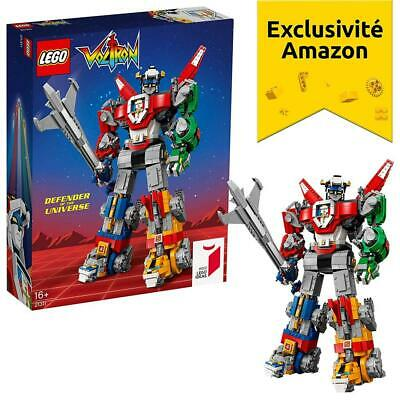 LEGO Ideas - Voltron - 21311 - Jeu de construction