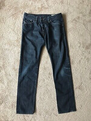 DIESEL SLEENKER 0860A W30 W34 L32 L34 Mens Denim Jeans Stretch Slim Fit Skinny
