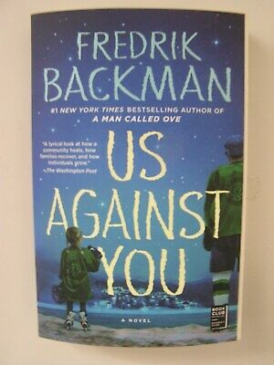 UP AGAINST YOU '18 Fredrik Backman Swedish Phenom! MAN CALLED OVE Awards!