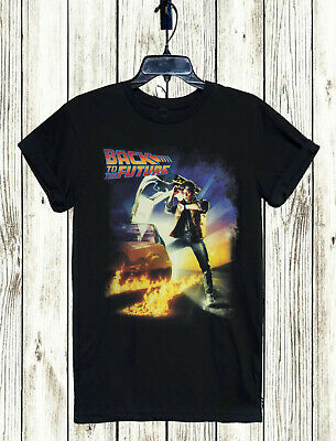 Back To The Future T-Shirt Xs-5Xl Unisex Free Shipping Movie Cult Comedy Sci-Fi